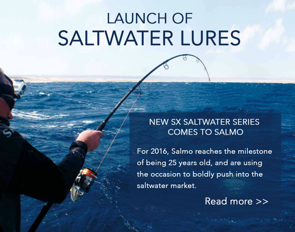 Saltwater Lures